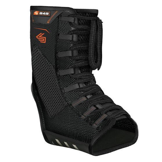 Shock Doctor 849 Ultra Gel Lace Ankle Support, Black, rebel_hi-res