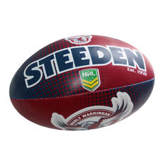 Gray Nicolls NRL Manly Warringah Rugby League Ball, , rebel_hi-res