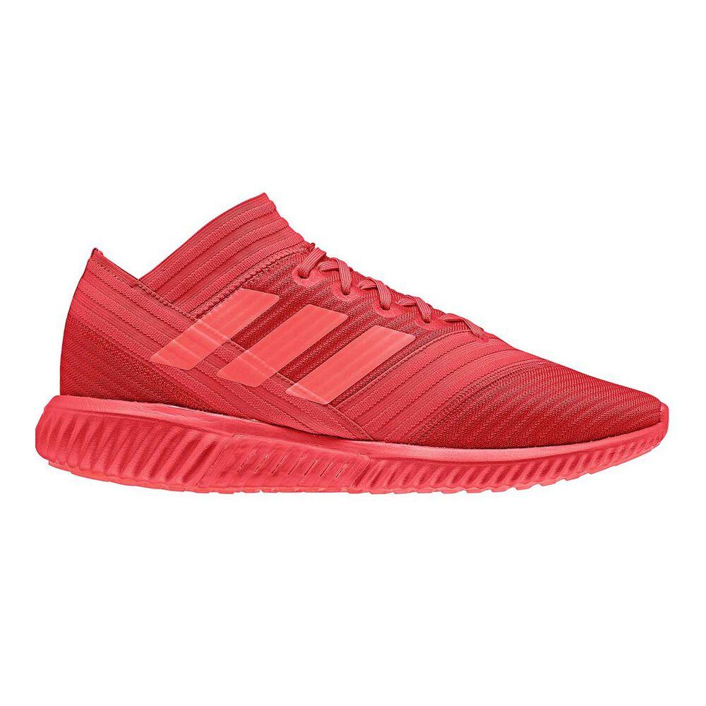 0cb2b559dfe2 adidas Nemeziz Tango 17.1 TR Mens Indoor Soccer Shoes Orange / Red US 9.5  Adult,