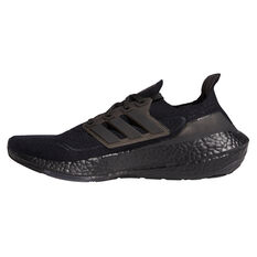 adidas Ultraboost 21 Mens Running Shoes Black US 7, Black, rebel_hi-res
