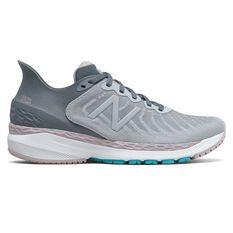 New Balance 860 v11 D Womens Running Shoes Grey US 6, Grey, rebel_hi-res