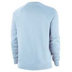 Nike Womens Essential Fleece Sweatshirt Blue XS, Blue, rebel_hi-res