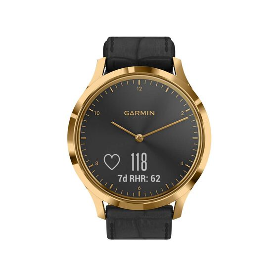 Garmin Vivomove HR Premium Fitness Tracker, , rebel_hi-res