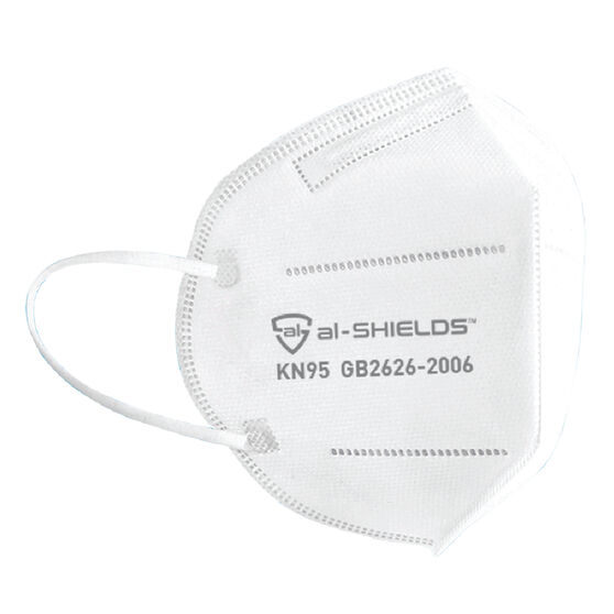 al-SHIELDS KN95 Respirator Face Masks 10 Pack, , rebel_hi-res