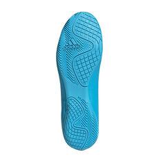 adidas X 19.4 Indoor Soccer Shoes, Blue / Black, rebel_hi-res