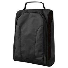 Optima Golf Shoe Bag Black, , rebel_hi-res