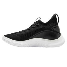 Under Armour Curry 8 Mens Basketball Shoes Black US 7, Black, rebel_hi-res