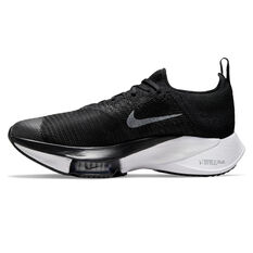 Nike Air Zoom Tempo Next% Womens Running Shoes Black/White US 6, Black/White, rebel_hi-res