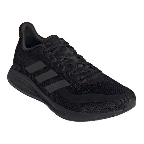 adidas Supernova Mens Running Shoes, Black, rebel_hi-res