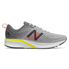 New Balance 870 v5 2E Mens Running Shoes Grey US 7, Grey, rebel_hi-res
