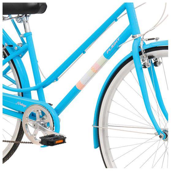 Flight Womens Vintage 700C Bike Turquoise OSFA, , rebel_hi-res