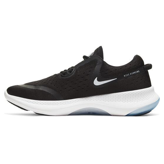 Nike Joyride Dual Run Womens Running Shoes, Black / White, rebel_hi-res