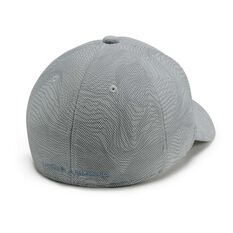 Under Armour Boys Printed Blitzing 3.0 Cap Grey XS / S, Grey, rebel_hi-res