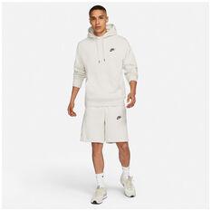 Nike Mens Sportswear Pullover Hoodie White XS, White, rebel_hi-res