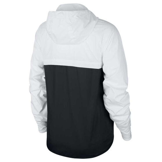 Nike Womens Sportswear Windrunner Jacket, White, rebel_hi-res