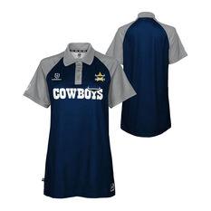 North Queensland Cowboys 2021 Womens Polo, Navy, rebel_hi-res