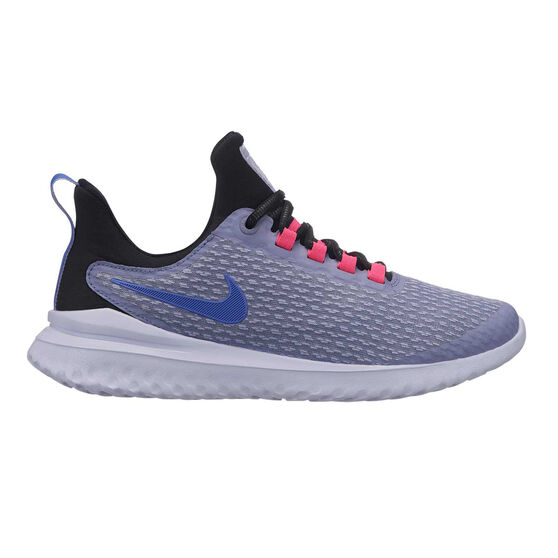 Nike Renew Revival Womens Running Shoes, Purple / Black, rebel_hi-res