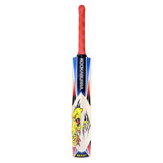 Kookaburra Retro Beast 8.0 KW Junior Cricket Bat Blue Harrow, Blue, rebel_hi-res