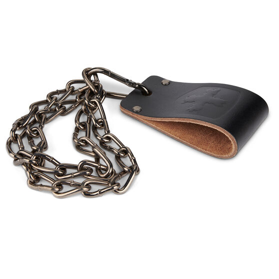 Harbinger Leather Dip Belt Attachment, , rebel_hi-res