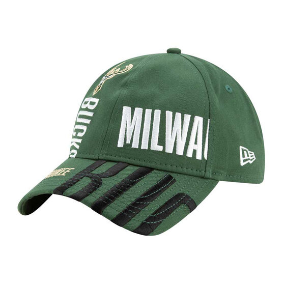 Milwaukee Bucks 2019/20 New Era Tip Off 9TWENTY Cap, , rebel_hi-res