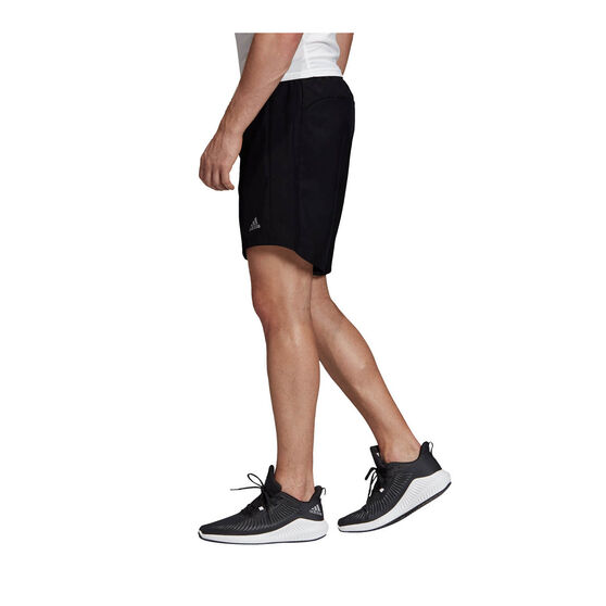 adidas Mens Run It Shorts, Black, rebel_hi-res