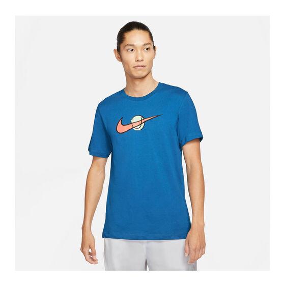 NikeCourt Mens Swoosh Tennis Tee, , rebel_hi-res