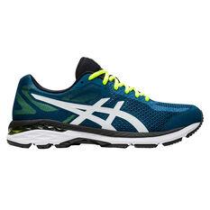 Asics GEL Glyde 2 Mens Running Shoes Blue/White US 7, , rebel_hi-res