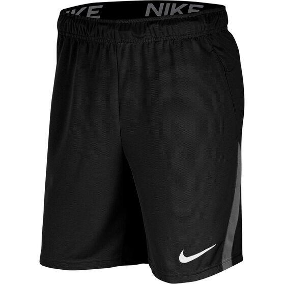 Nike Mens Dry 5.0 Shorts, Black / Grey, rebel_hi-res
