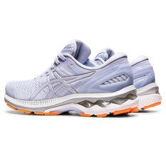 Asics GEL Kayano 27 Womens Running Shoes, Purple, rebel_hi-res