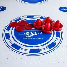 Carromco Quattro XT Air Hockey, , rebel_hi-res
