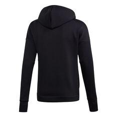 adidas Mens Z.N.E Fast Release Full Zip Hoodie Black XS, Black, rebel_hi-res
