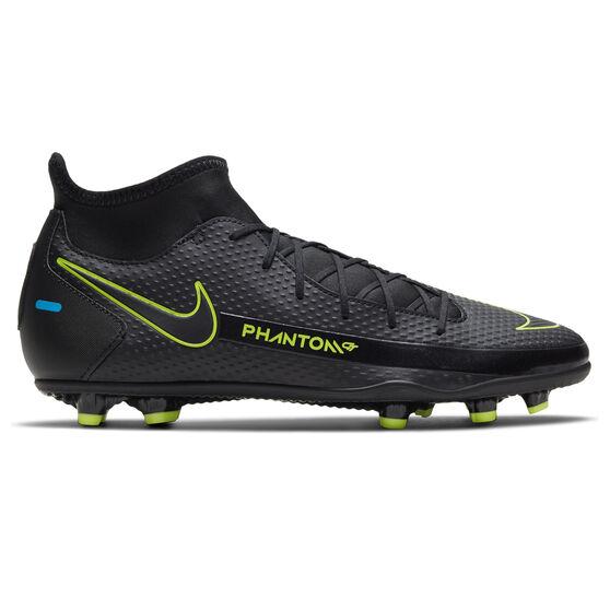 Nike Phantom GT Club DF Football Boots, Black, rebel_hi-res