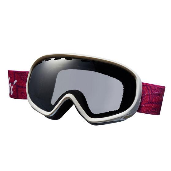 Tahwalhi Girls Fissel Ski Goggles Pink OSFA, , rebel_hi-res
