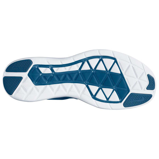 d561fc408d1df5 Nike Free Flex 17 Mens Running Shoes Black   Blue US 11.5