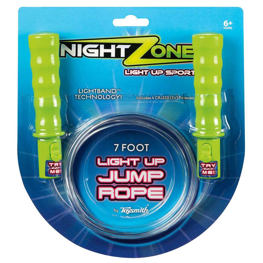 Night zone skipping rope assorted rebel sport night zone skipping rope assorted rebelhi res aloadofball Gallery