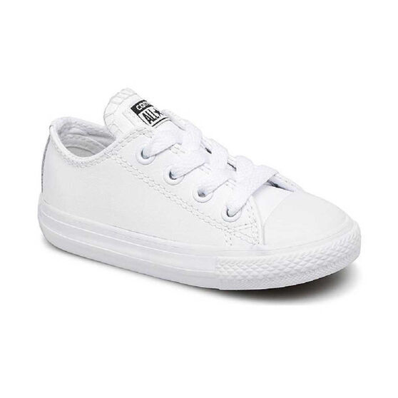 Converse Chuck Taylor All Star Toddlers Shoes, White, rebel_hi-res