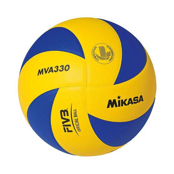 Mikasa MVA330 Competition Indoor Volleyball 5, , rebel_hi-res