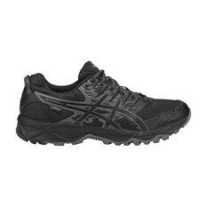 Asics Gel Sonoma 3 GTX Mens Trail Running Shoes Black / Onyx US 7, Black / Onyx, rebel_hi-res