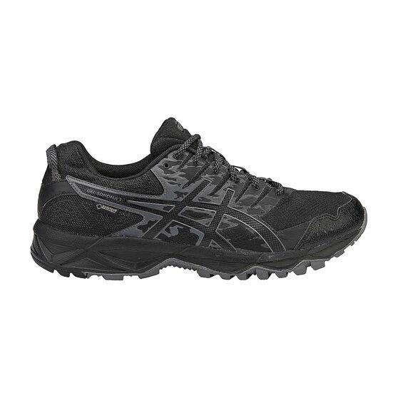 f1454ce1b8 Asics Gel Sonoma 3 GTX Mens Trail Running Shoes, Black / Onyx, rebel_hi-