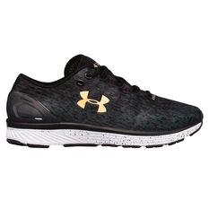 Under Armour Charged Bandit 3 Womens Running Shoes Black / Grey US 6, Black / Grey, rebel_hi-res