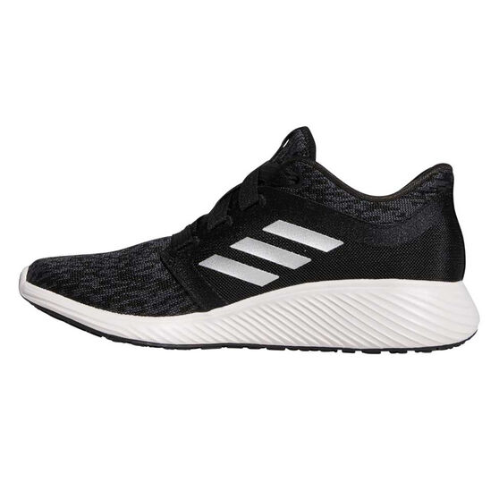 adidas Edge Lux 3 Womens Running Shoes, Black / Silver, rebel_hi-res