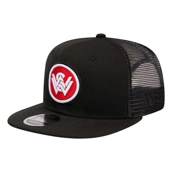 Western Sydney Wanderers 2018/19 New Era 2018/19 9FIFTY Trucker Cap, , rebel_hi-res