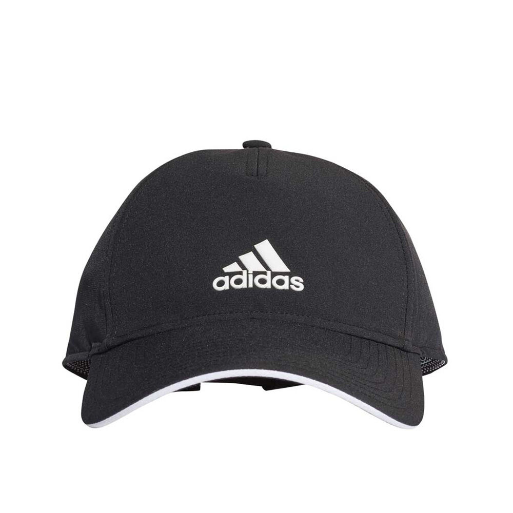 cad81db8e adidas C40 Climalite Cap Black / White OSFA, , rebel_hi-res