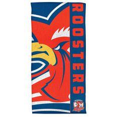 Sydney Roosters Beach Towel, , rebel_hi-res
