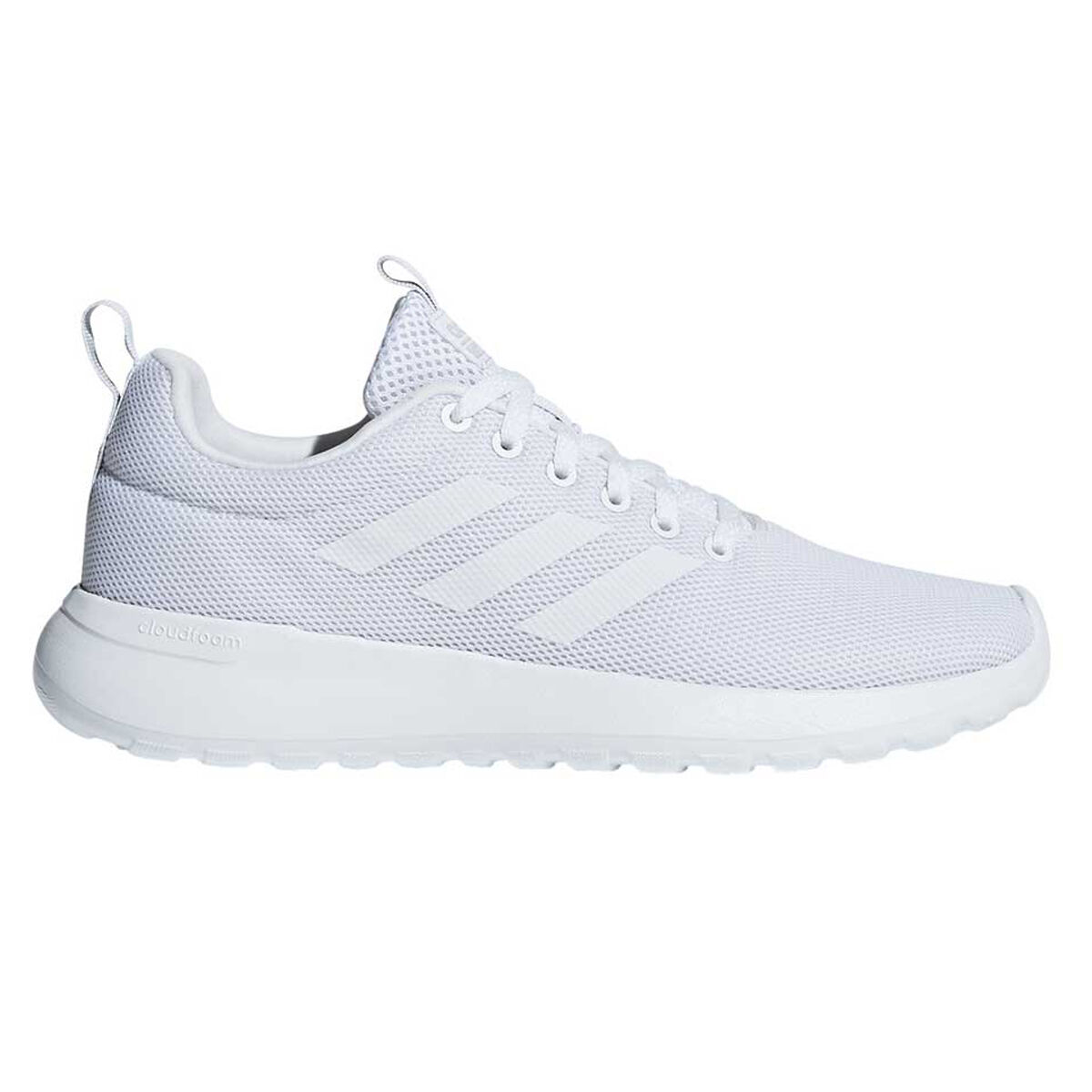 adidas Lite Racer CLN Womens Casual Shoes White White US 6