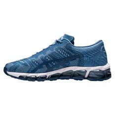 Asics GEL Quantum 360 5 Jacquard Womens Training Shoes Blue/Grey US 6, Blue/Grey, rebel_hi-res