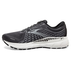 Brooks Adrenaline GTS 21 Mens Running Shoes Grey US 7, Grey, rebel_hi-res