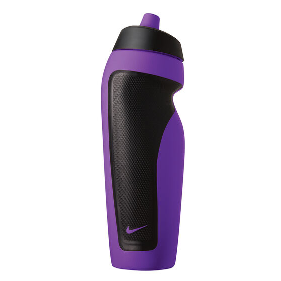 Nike Sport 600ml Water Bottle Purple 600mL, Purple, rebel_hi-res