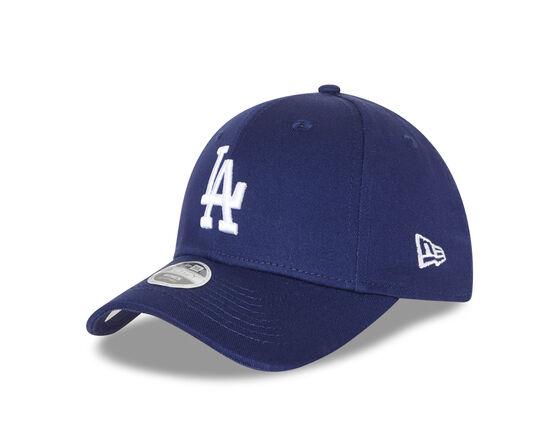 Los Angeles Dodgers Womens 9FORTY Cap, , rebel_hi-res