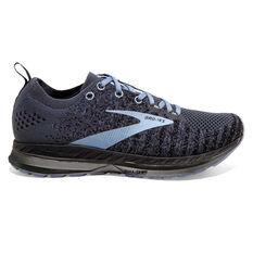 Brooks Bedlam 2 Womens Running Shoes Black / Grey US 6, Black / Grey, rebel_hi-res